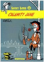 Couverture Calamity Jane - Lucky Luke, tome 30