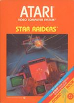 Jaquette Star Raiders
