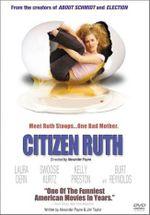 Affiche Citizen Ruth