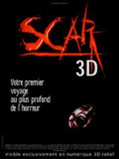 Affiche Scar 3D