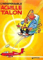 Couverture L'Indispensable Achille Talon - Achille Talon, tome 5