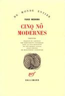 Couverture Cinq Nô Modernes
