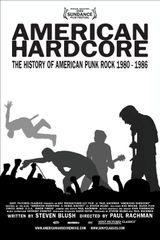 Affiche American Hardcore