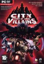 Jaquette City of Villains