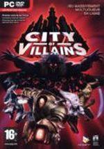 Jaquette City of Villains