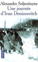 Couverture Une journée d'Ivan Denissovitch