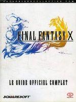 Couverture Final Fantasy X : Le Guide officiel complet