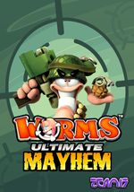 Jaquette Worms : Ultimate Mayhem