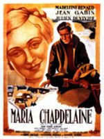 Affiche Maria Chapdelaine