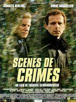 Affiche Scènes de crimes