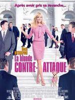 Affiche La Blonde contre-attaque