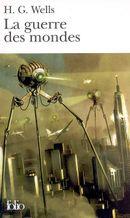 Couverture La Guerre des mondes