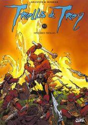 Couverture Histoires trolles - Trolls de Troy, tome 1