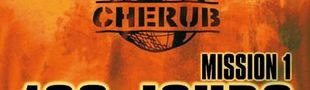 Couverture 100 jours en enfer - Cherub, Mission 1