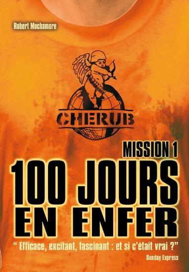 CHERUB : 100 jours en enfer !
