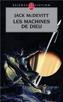 Couverture Les machines de Dieu