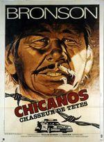 Affiche Chicanos, chasseur de têtes