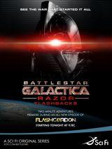 Affiche Battlestar Galactica : Razor Flashbacks