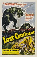 Affiche Lost Continent