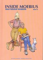 Couverture Inside Moebius, tome 5