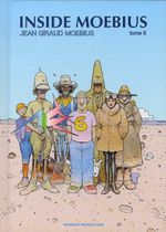 Couverture Inside Moebius, tome 6