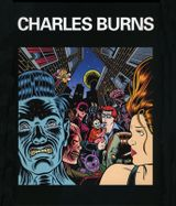 Couverture Charles Burns