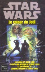 Couverture Star Wars : Épisode VI - Le Retour du Jedi