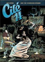 Couverture Du chavoulch dans le resplandador - Cité 14, saison 2, tome 2