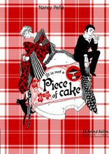 Couverture It's Not A Piece of Cake
