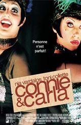 Affiche Connie et Carla