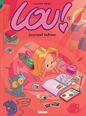 Couverture Journal infime - Lou !, tome 1