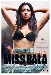 Affiche Miss Bala