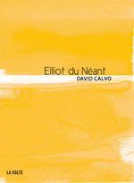 Couverture Elliot du Néant