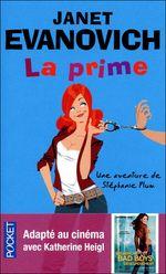 Couverture Les enquêtes de Stéphanie Plum : La prime