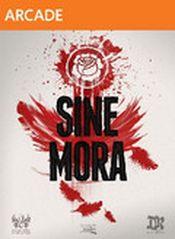 Jaquette Sine Mora