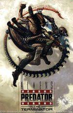 Couverture Aliens Vs. Predator Vs. Terminator