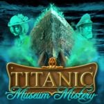 Jaquette Titanic Museum Mystery