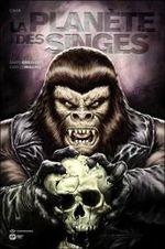 Couverture La Planète des singes, tome 1
