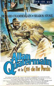 Affiche Allan Quatermain et la Cité de l'or perdu