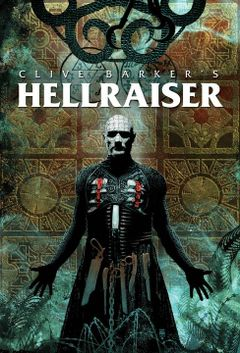 Couverture Hellraiser, tome 1