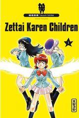 Couverture Zettai Karen Children
