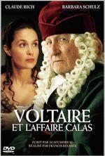 Affiche Voltaire et l'affaire calas