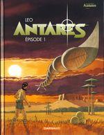 Couverture Antarès, tome 1