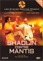 Affiche Shaolin contre Mantis