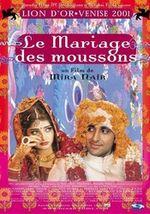 Affiche Le Mariage des moussons