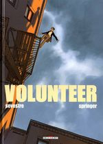 Couverture Volunteer, tome 2