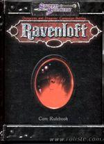 Couverture Ravenloft : Livre de règles