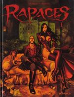 Couverture Rapaces, Volume 1