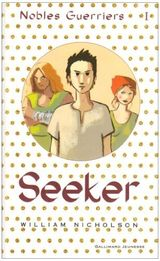 Couverture Seeker - Nobles Guerriers, tome 1