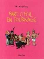 Couverture Bart O'Poil en tournage
